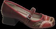 Sapato Boneca JGean CK0007 Conforto