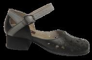 Sapato Feminino JGean CK0025 Couro