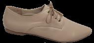 Sapato Feminino Oxford Eliandra 308 Nude
