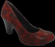 Sapato Scarpin Cristófoli 146050 Vermelho