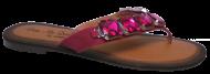 Tamanco Bem Me Quer CP417 Pedras Pink