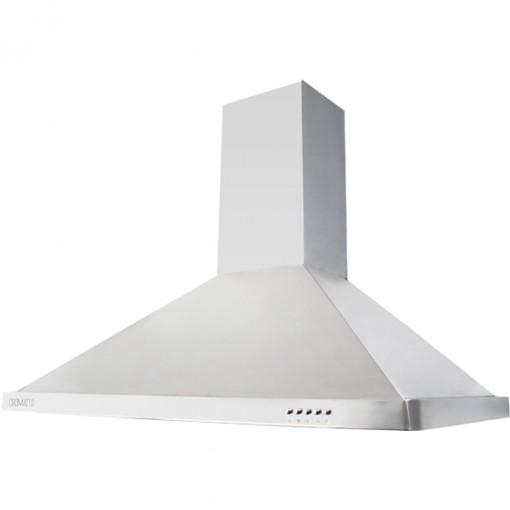Coifa Parede Cromatto Piramidal 60cm Inox 127v