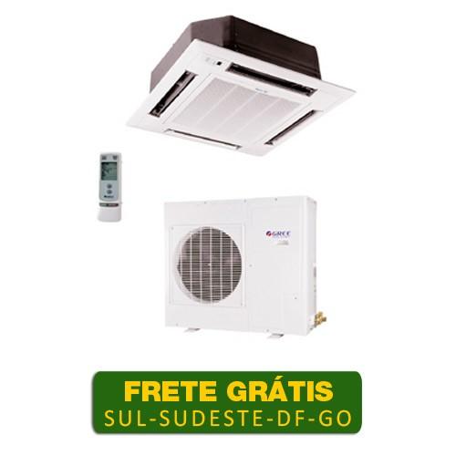 Ar Cassete Gree 41000 BTU Quente e Frio 220v Trifásico