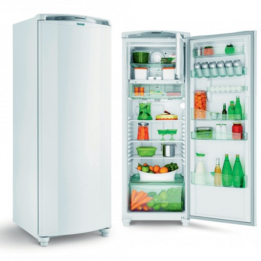 Geladeira Consul Facilite 1 Porta 342L Branco Frost Free