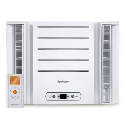 Ar Janela Springer Duo Eletronico 7500 BTU Quente e Frio 220v
