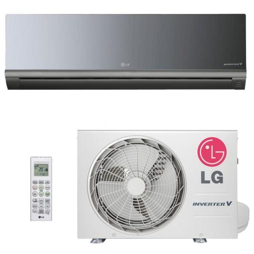 Ar Condicionado Split LG Art Cool Inverter 12000 BTU Quente e Frio 220v