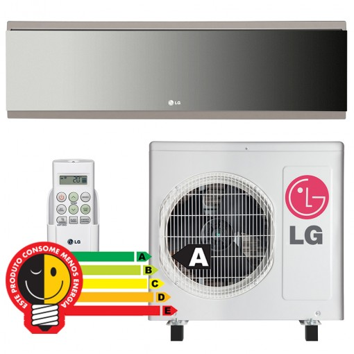 Ar Split LG Art Cool 9000 BTU Frio