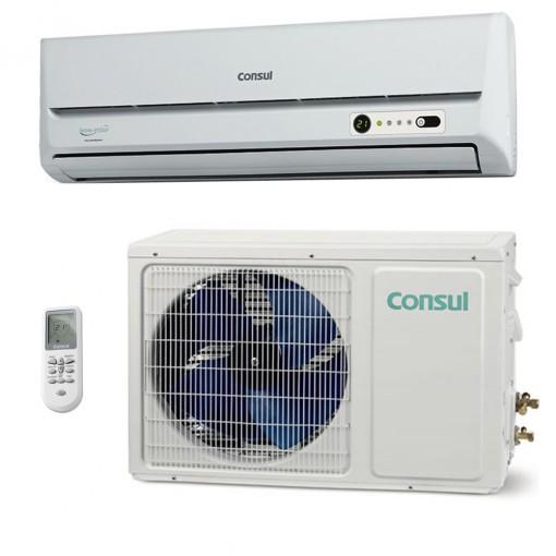 Ar Condicionado Split Consul Bem Estar 7000 BTU Quente e Frio 220v