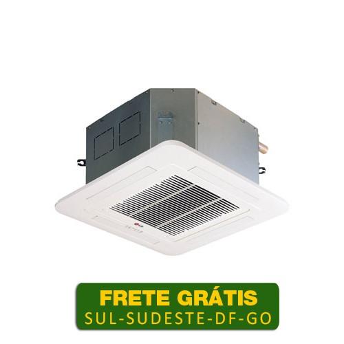 Ar Condicionado Split Cassete LG 33000 BTU Quente e Frio 220v Monofásico