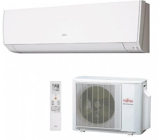 Ar Condicionado Split Hi Wall Fujitsu Inverter 9000 Btu Frio 220v