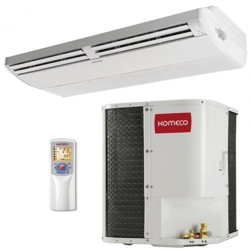 Ar Condicionado Piso Teto Komeco 55000 BTU Quente e Frio 220v Trifásico