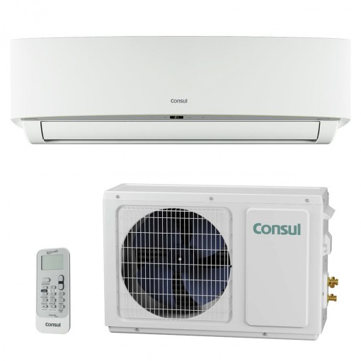 Ar Condicionado Consul Inverter 22000 BTU Quente e Frio 220v