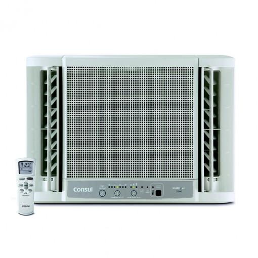 Ar Condicionado Janela Consul Eletrônico 10000 BTU Quente e Frio 220v