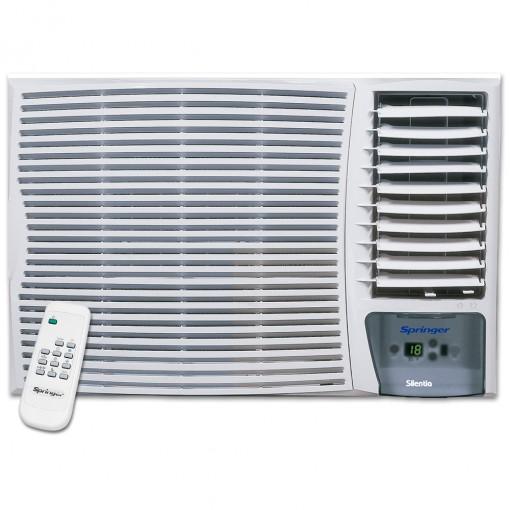 Ar Condicionado Janela Springer Eletrônico 30000 BTU Quente e Frio 220v