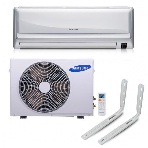 Ar Condicionado Split Samsung Max Plus 12000 BTU Frio 220v + Suporte