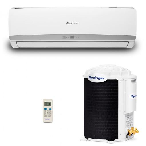 Ar Condicionado Split Springer 9000 BTU Quente e Frio 220v
