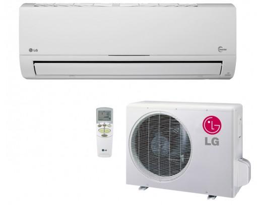 Ar Split LG Hero Inverter 12000 BTU Quente e Frio