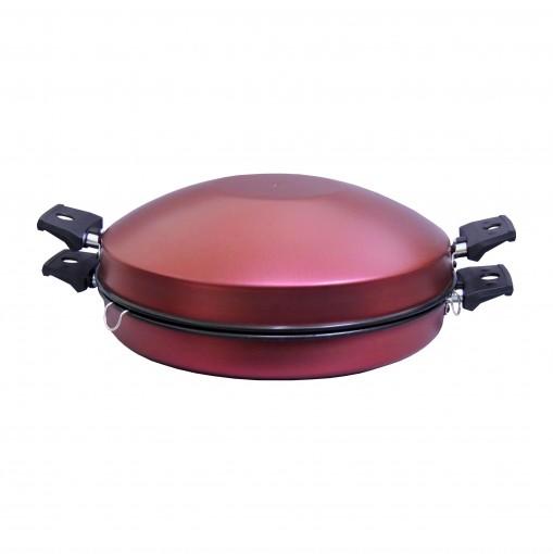 Churrasqueira Grill Cereja Antiaderente Panemax