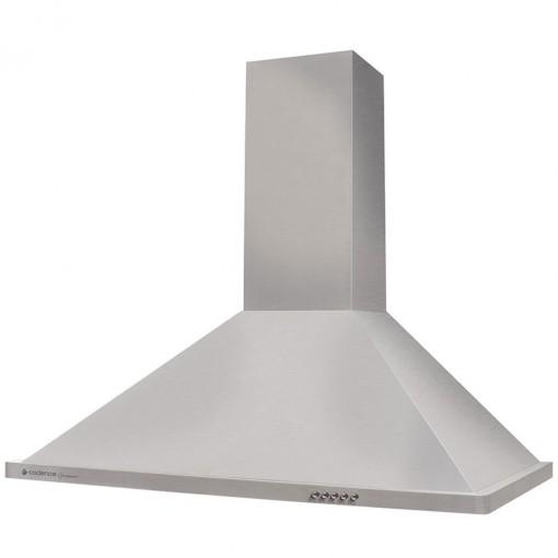 Coifa de Parede Cadence Gourmet Piramidal 90cm Inox
