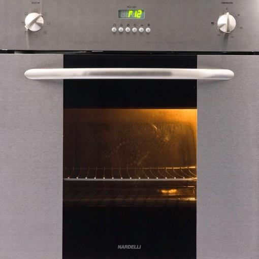 Forno Elétrico de Embutir Nardelli One Touch 54 Litros Inox 220v