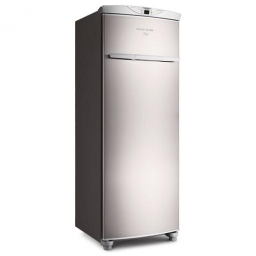 Freezer Brastemp Flex 1 Porta Vertical 228 Litros Inox Frost Free 127v