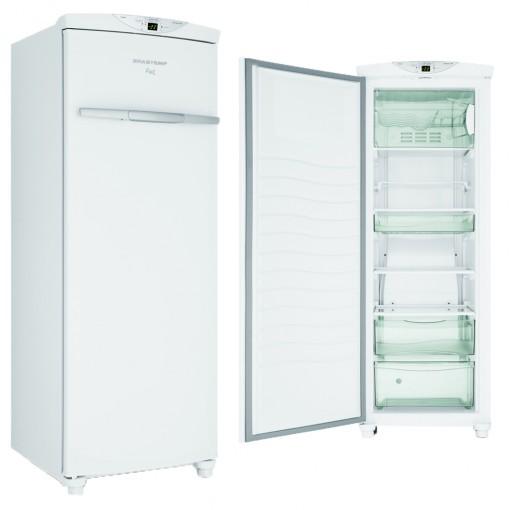 Freezer Brastemp 1 Porta Vertical 228 Litros Branca Frost Free 220v
