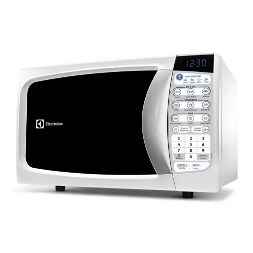 Micro-Ondas Electrolux Meus Favoritos 20 Litros Branco