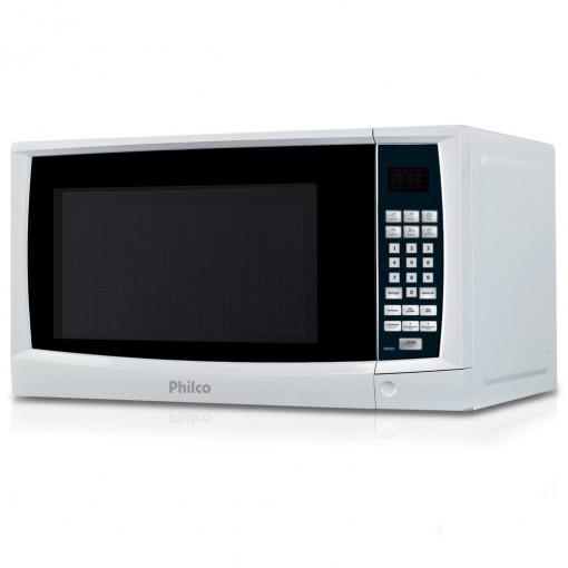 Micro-ondas Philco 20 Litros Branco