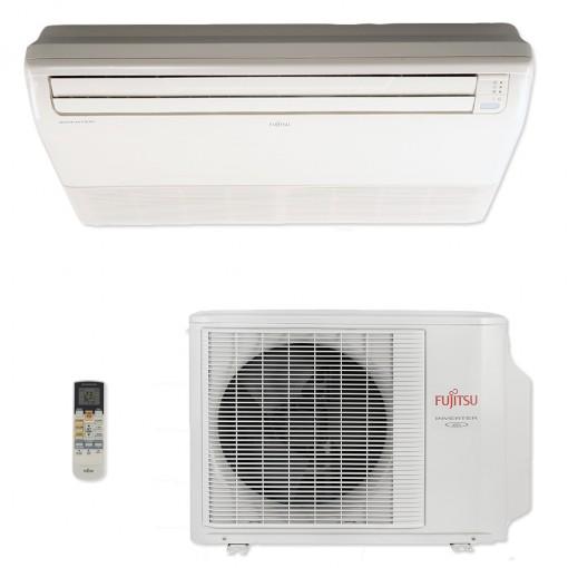 Ar Condicionado Split Teto Fujitsu Inverter 17000 BTU Quente e Frio 220v Monofásico