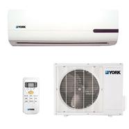 Ar Condicionado Split York 9000 BTU Quente e Frio 220v