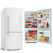 Geladeira Brastemp Domest Inverse 2 Portas 573 Litros Branco Frost Free 127v