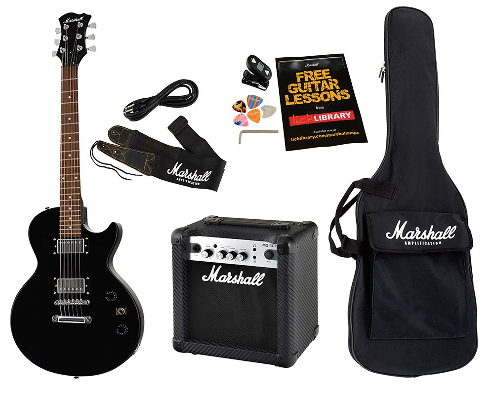 Kit guitarrista MGAP-B - Marshall