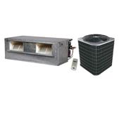 Ar condicionado Duto Carrier Bult-in 48000 BTUs Quente e Frio 220V Trifásico