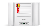 Ar Condicionado Janela Eletrônico Springer Duo 7500 BTU Quente e Frio - 220V
