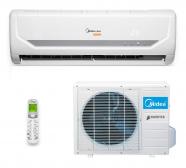 Ar Condicionado Split Hi Wall Inverter Fit Midea 18000 BTU Quente e Frio 220V