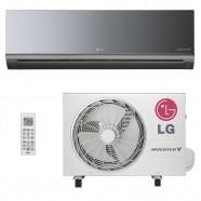 Ar Condicionado Split LG Art Cool Inverter 9000 BTU Quente e Frio 220v