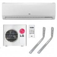 Ar Condicionado Split LG Smile 12000 BTU Frio 220v + Suporte