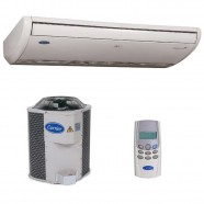 Ar Condicionado Split Piso Teto Space Eco Saver Carrier 57000 BTU Frio 380V Trifásico