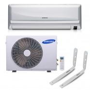Ar Condicionado Split Samsung Max Plus 9000 BTU Quente e Frio 220v + Suporte
