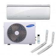 Ar Condicionado Split Samsung Smart Inverter 9000 BTU Quente e Frio 220v + Suporte