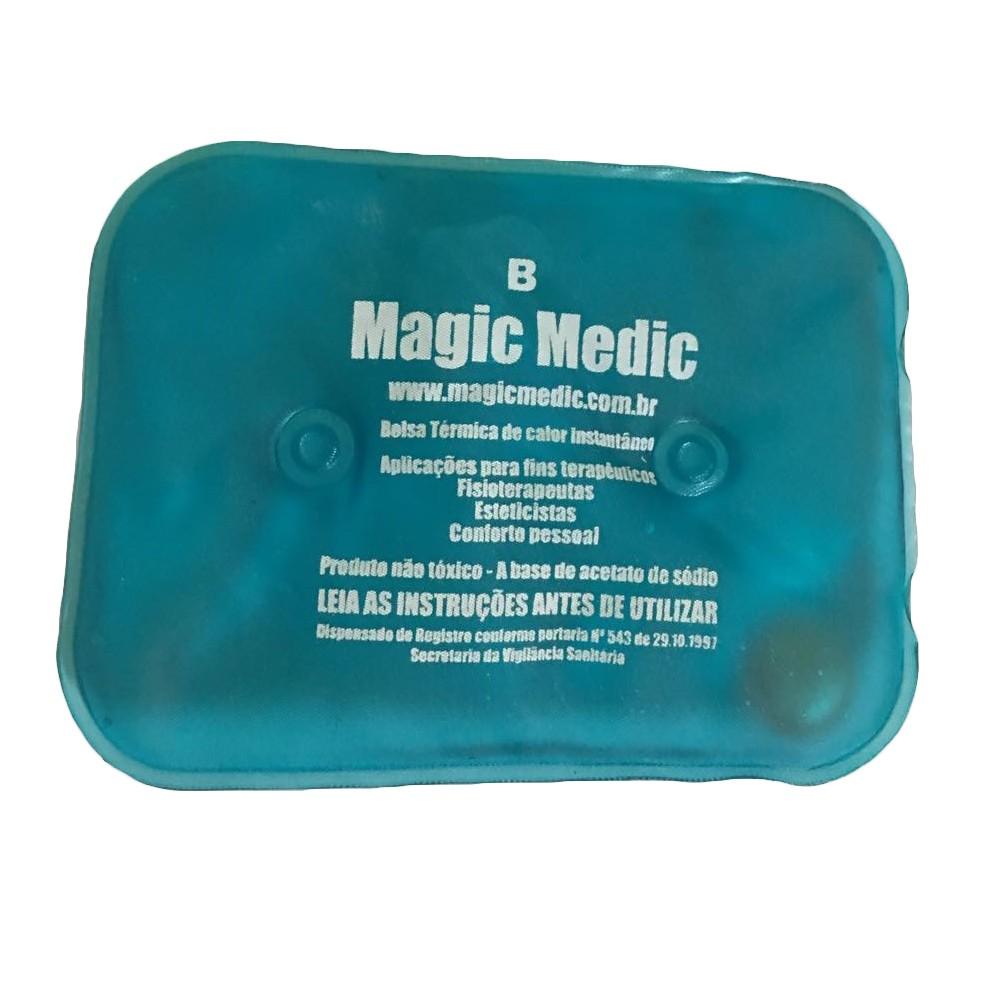 Bolsa Termica modelo A Verde - Magic Medic
