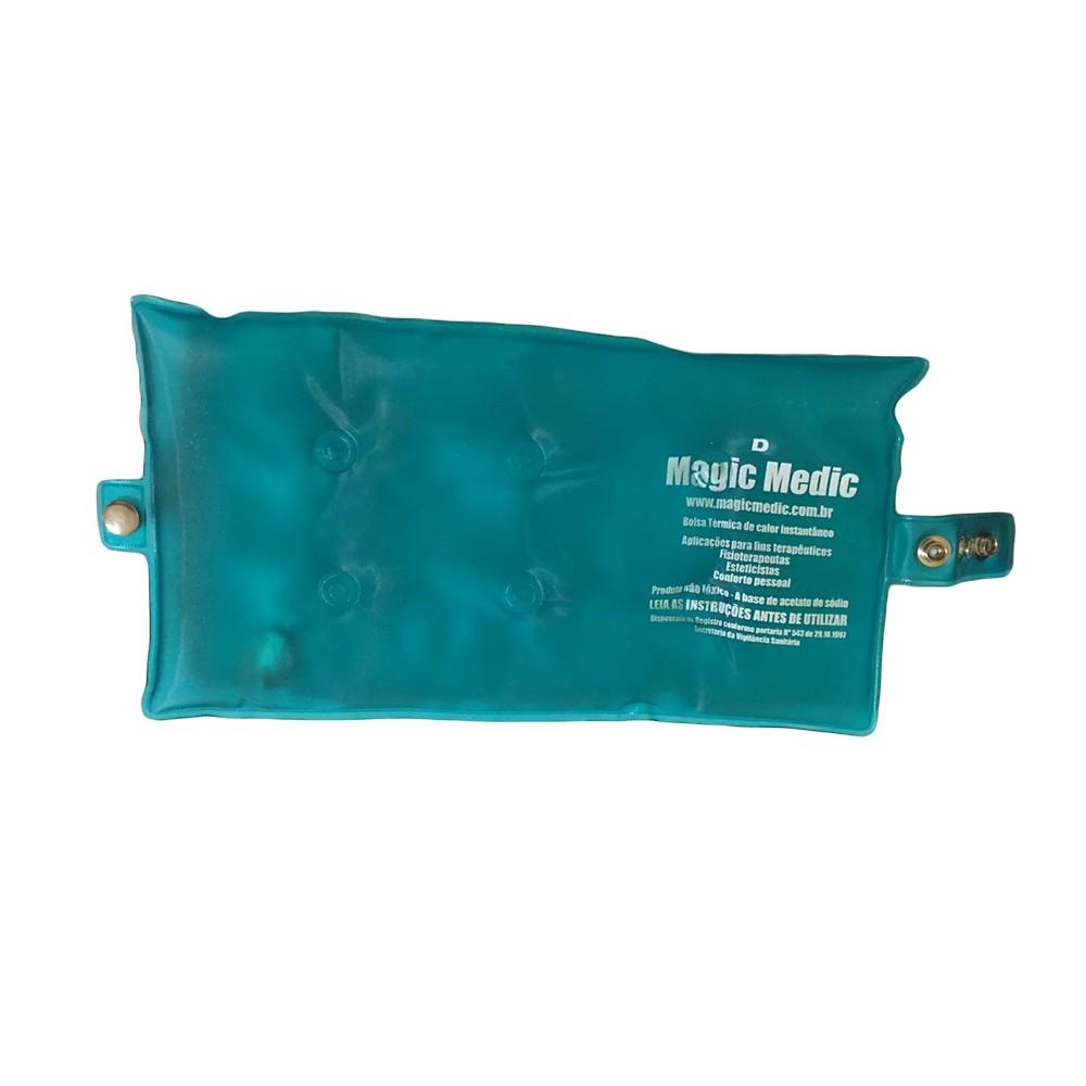 Bolsa Termica modelo D Verde - Magic Medic