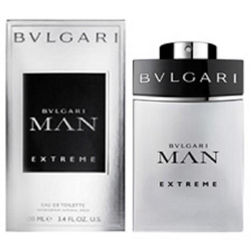 Bvlgari Man Extreme Masculino Eau de Toilette 100 ml