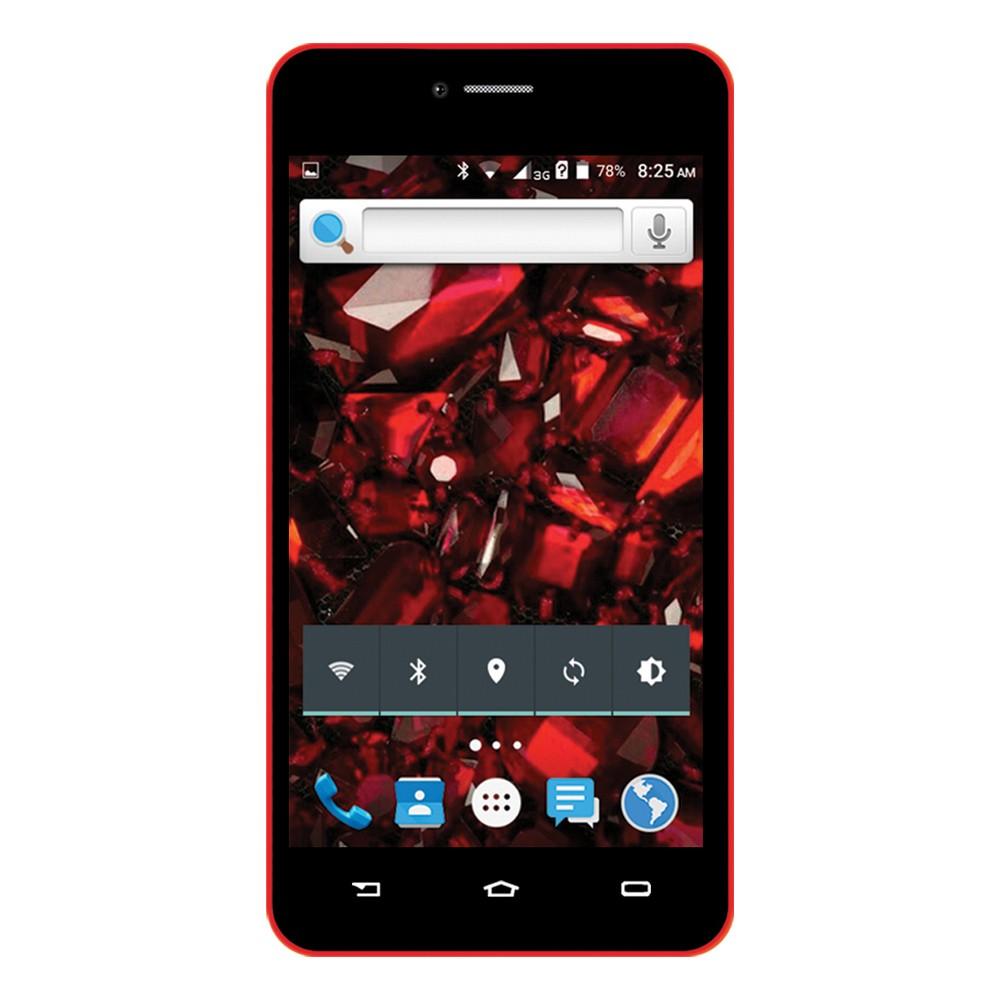 Celular Smartphone Opalus Vermelho Cabernet com Chilli Beans - Rockcel