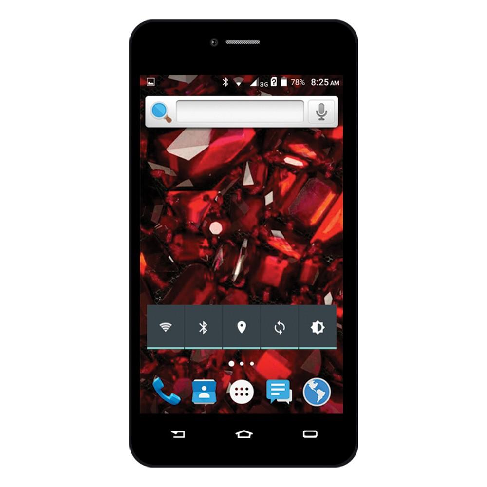 Celular Smartphone Opalus Preto com Chilli Beans - Rockcel