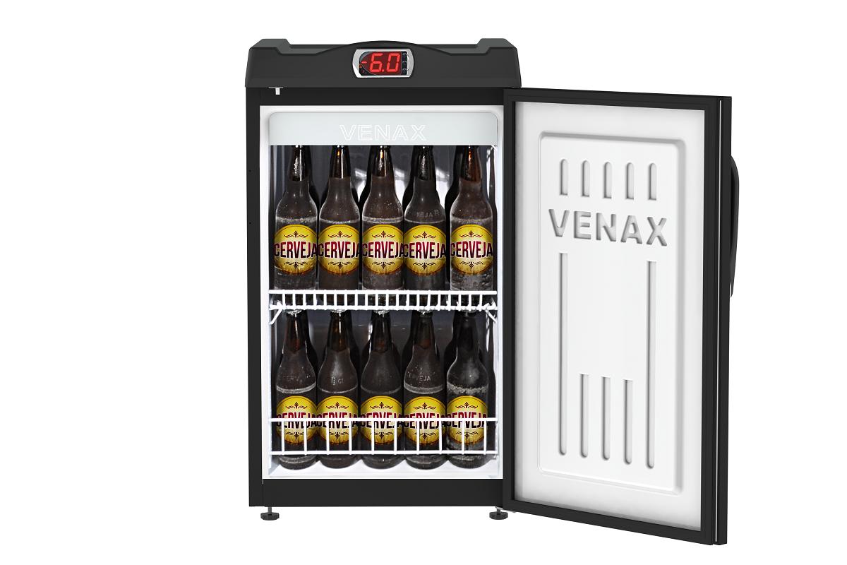 Cervejeira 1 Porta EXPM100 82 Litros Adesivado Sou Cervejeiro 127v - Venax