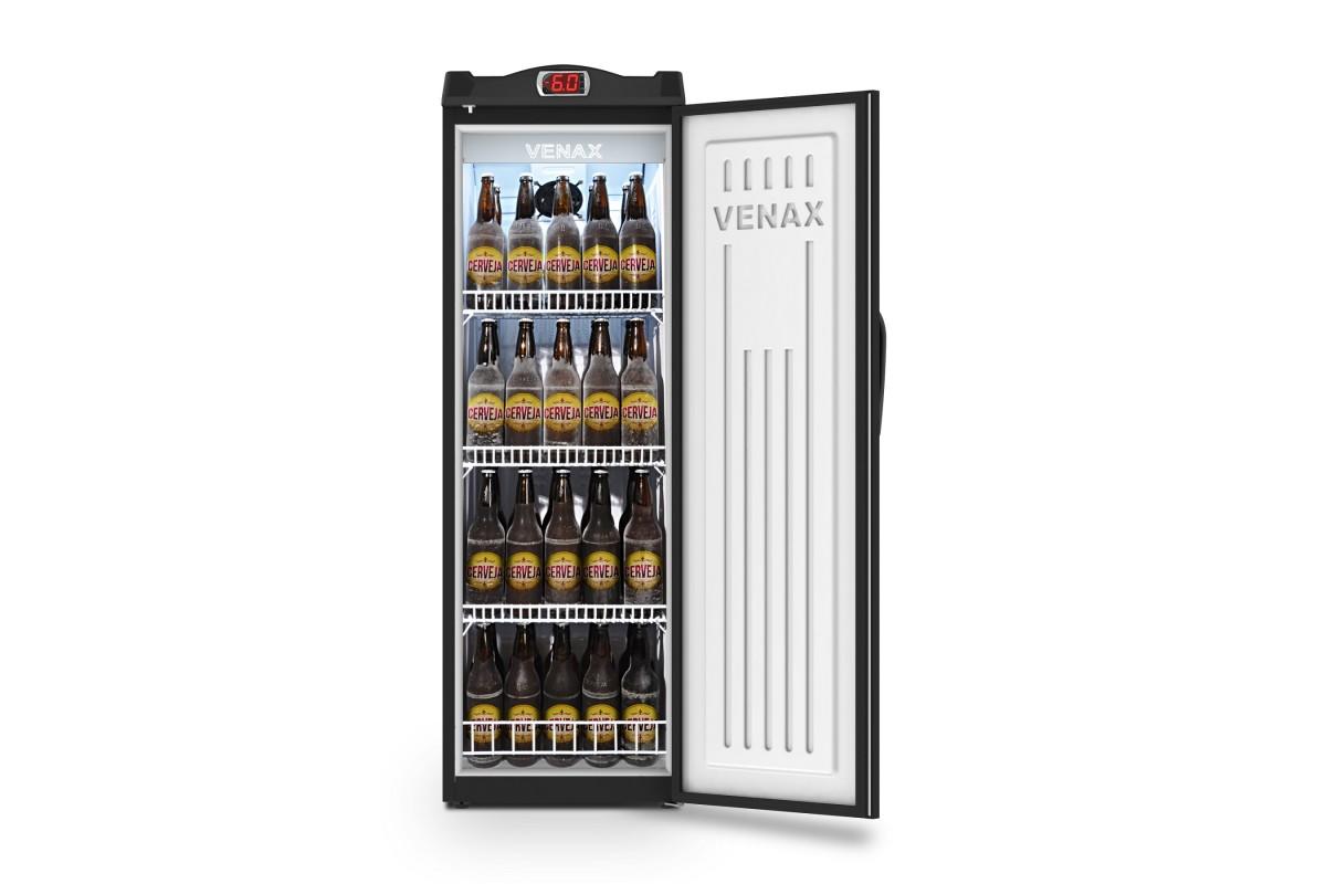 Cervejeira 1 Porta EXPM200 209Litros Adesivado Taça 127v - Venax