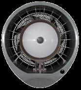 Climatizador Joape Guarujá Cinza - 220v