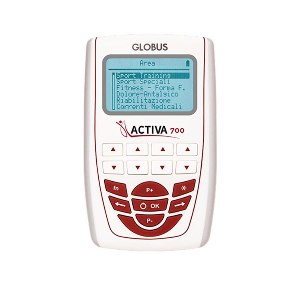 Eletro Estimulador Activa 700 - Globus
