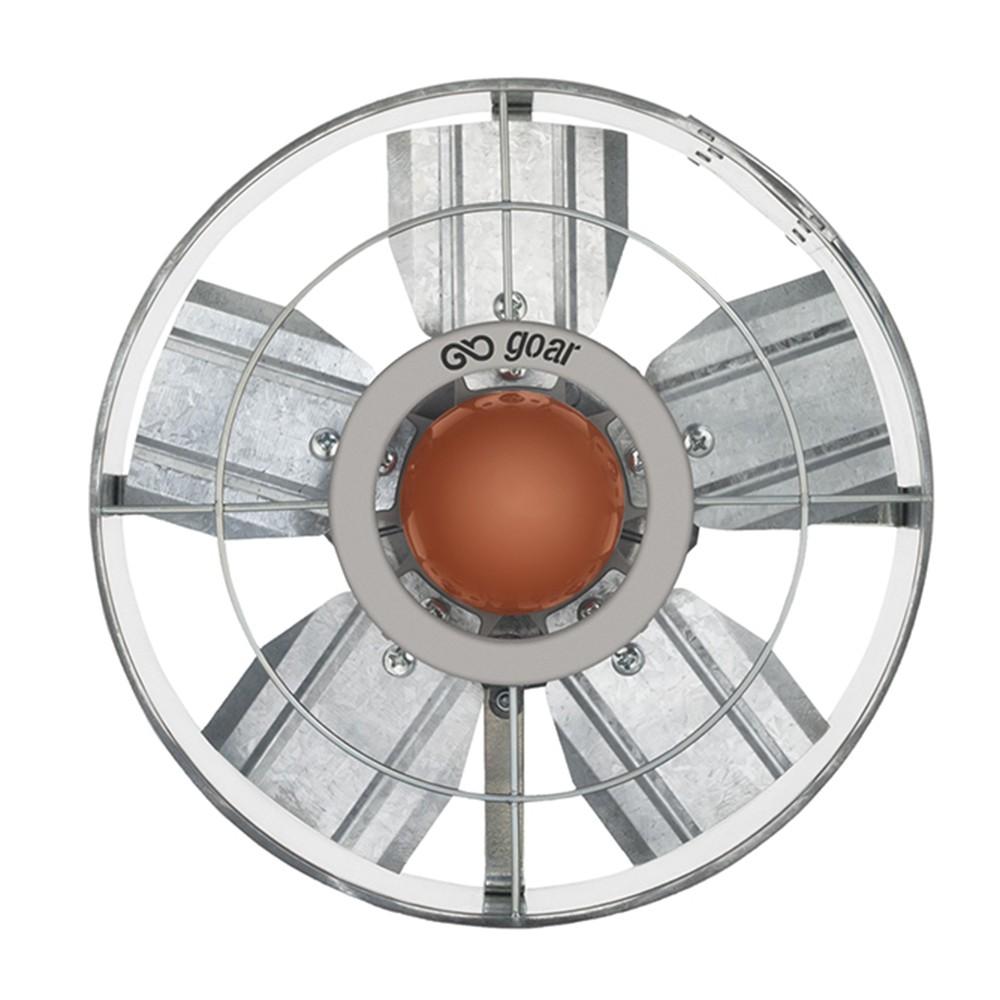 Exaustor Industrial 30cm 127V EX301 - GOAR